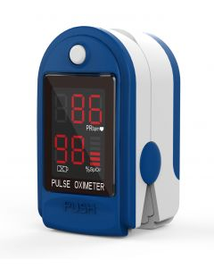 Fingertip Pulse Oximeter CMS-50DL Auto with Carry Case and Lanyard