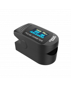 Clinical Guard CMS-500S Deluxe Finger Pulse Oximeter