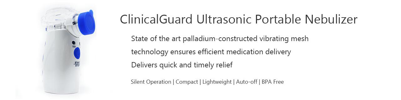 Clinical Guard Nebulizer